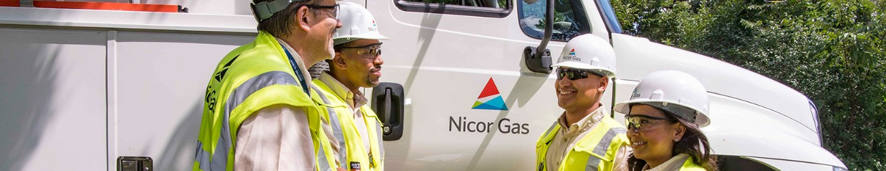 nicor gas workers