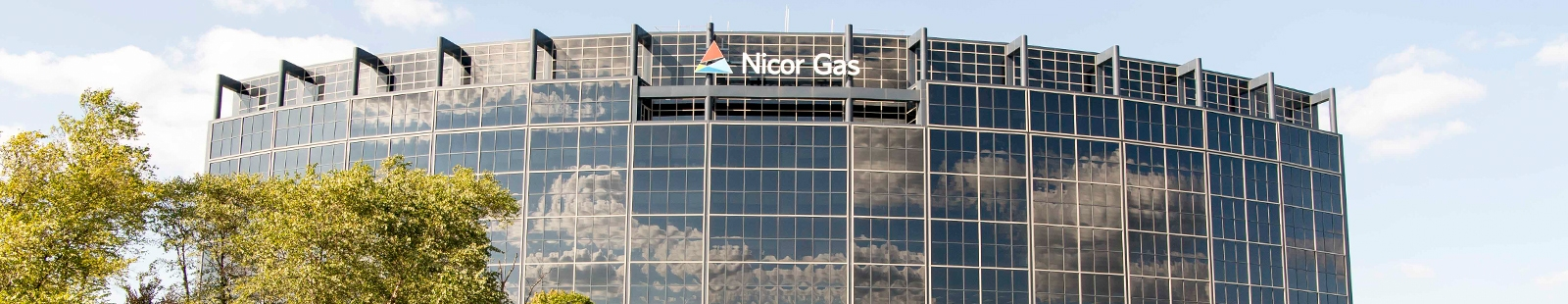 Nicor Gas building